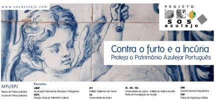 Prémios 'SOS Azulejo 2016' a atribuir em 2017 – Abertura decandidaturas